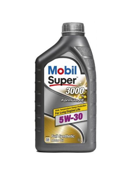 Картинка товара Масло моторное Mobil Super 3000 X1Formula-FE 5W-30 1л.