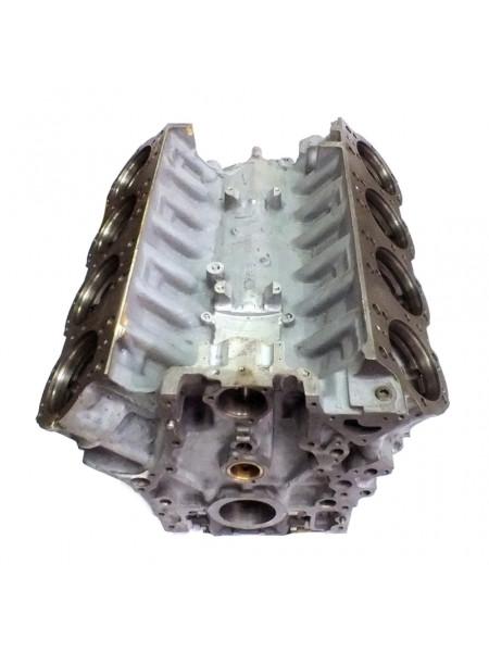 Картинка товара Блок цилиндров нового образца ЯМЗ-238М2 кор. гильза (пр-во ЯМЗ)
