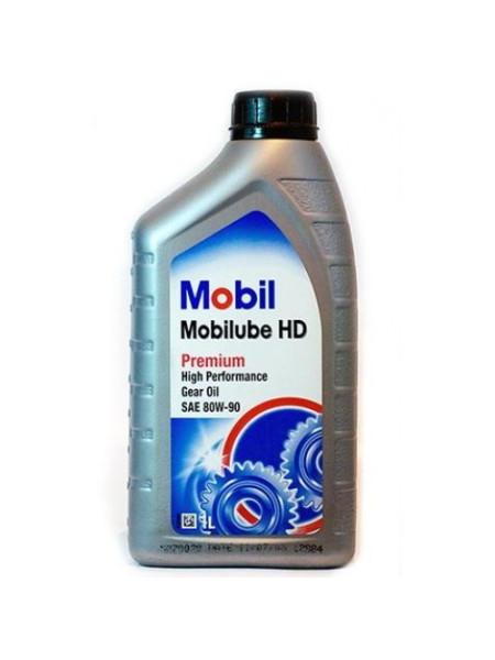 Картинка товара Трансмиссионное масло Mobilube HD 80W-90 GL-5 1 л.