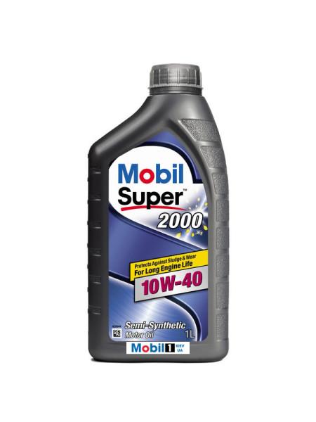 Картинка товара Масло моторное Mobil Super 2000 10W-40 SL/CF 1л.