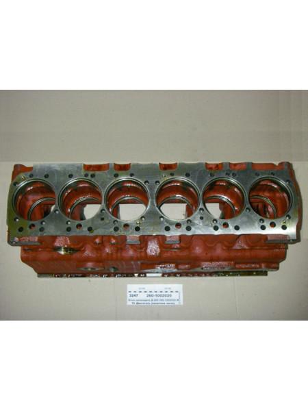 Картинка товара Блок цилиндров Д-260 (пр-во ММЗ)
