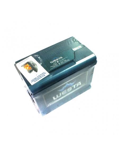 Картинка товара Аккумулятор стартерный (WESTA) 6СТ-74 А3 Евро (276 х175 х190)
