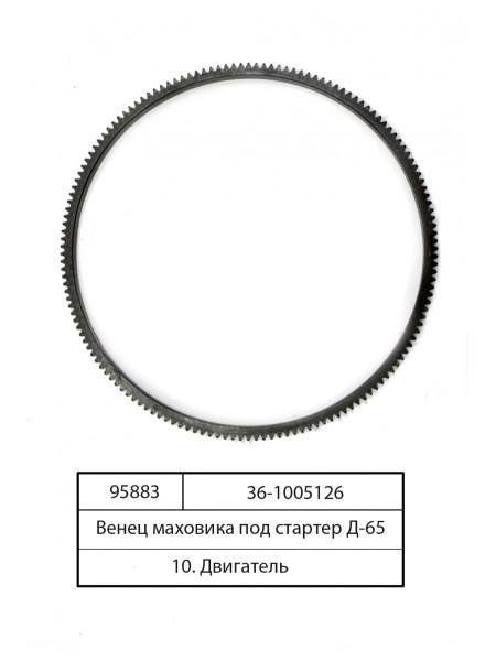 Картинка товара Венец маховика под стартер Д-65 (пр-во Украина)