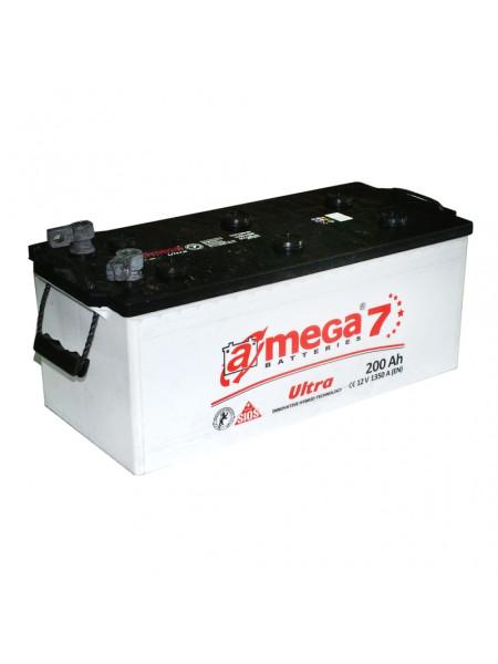 Картинка товара Аккумулятор стартерный A-MEGA ULTRA (M7) 6СТ-200 А3  (278x175x190) Евро